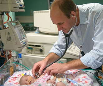 NICU at Grace Center Westmead Children's Hospital