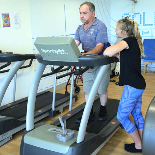 Treadmill training for people with cerel palsy | Cerel Palsy ...